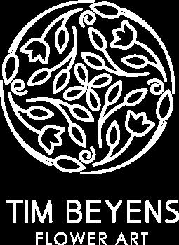 Tim Beyens Flower art